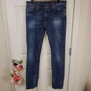 Nudie jeans 36x34 Tape Ted skinny slim